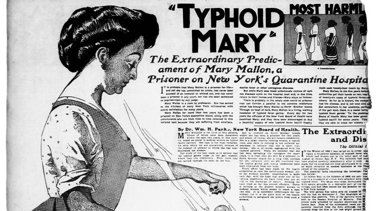 OVG researcher gives both modern and historical perspectives on typhoid outbreaks in her latest article for The Conversation.