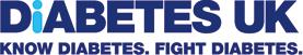 Logo of Diabetes UK