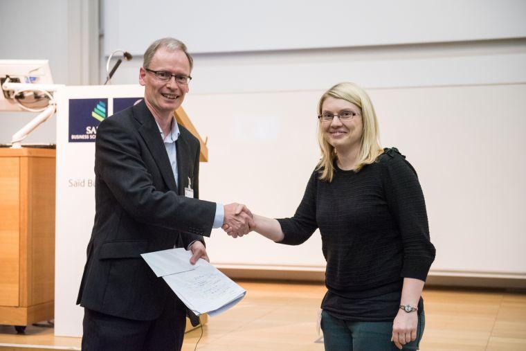 Graduate prize