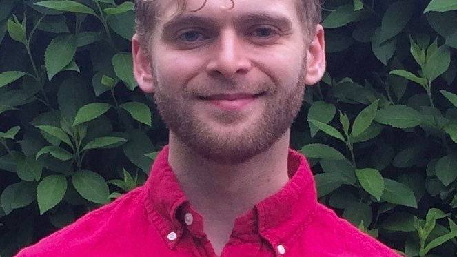 Matt dickinson awarded a cumberland lodge scholarship