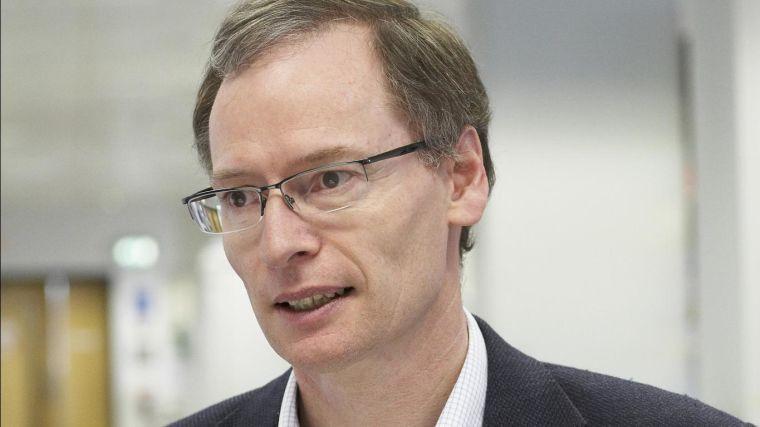 Photo of Prof Hugh Watkins