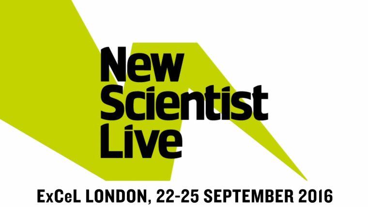 Logo of new scientist live 2016