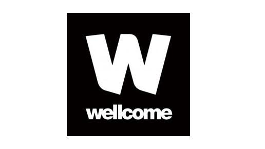 Logo of the Wellcome Trust.