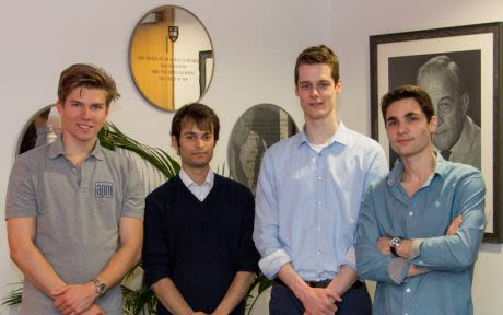 WIMM DPhil students reach the final of international biotech startup competition