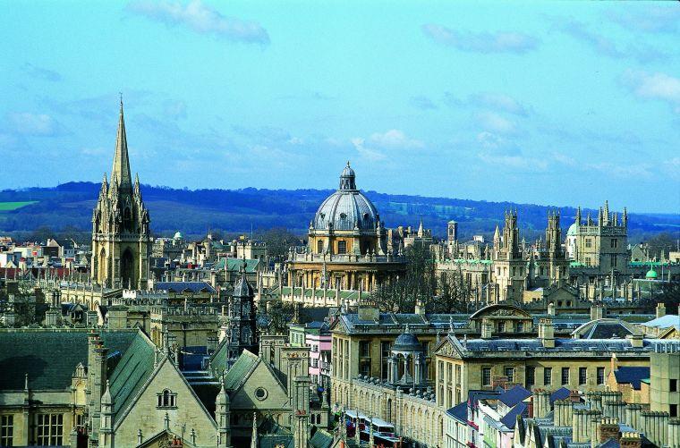 Oxford spires radcam