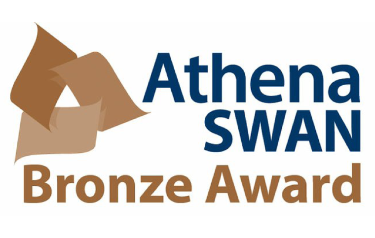 Logo of the Athena Swan Bronze award