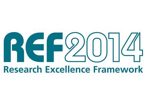 Research Excellence Framework 2014 (Logo)