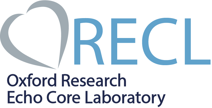The Oxford Research Echocardiography Core Laboratory (ORECL) is a core analysis laboratory providing state-of-the-art echocardiographic imaging interpretation and analysis from single investigator pre-clinical studies through to global multi-site clinical trials