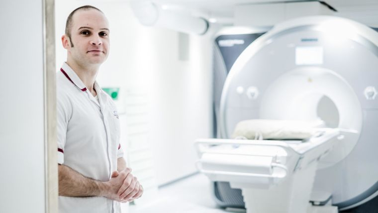 We have state of the art magnetic resonance facilities, including three whole body MRI scanner and a hyperpoleriser for metabolic studies.