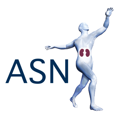 Logo of the American Society of Nephrology.