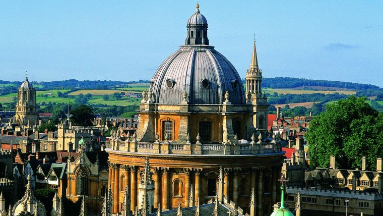 Picture of the Radcliffe Camera