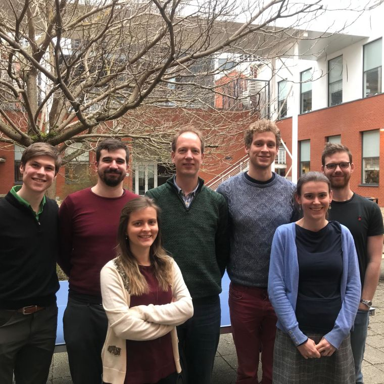 We are pleased to welcome Professor Gerton Lunter and his research group, who will be joining the MRC WIMM Centre for Computational Biology.