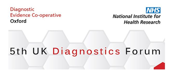 Sign up now for the uk diagnostics forum