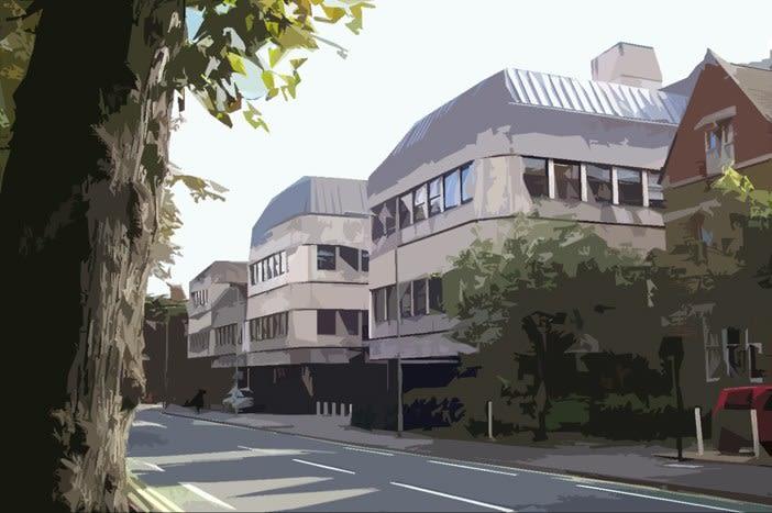 Tinbergen building