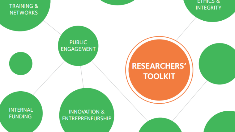 Researchers toolkit