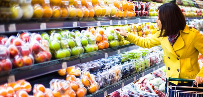 Fresh fruit associated with lower risk of heart attack and stroke