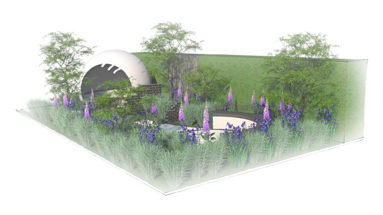 Visit the HIV CHERUB Garden