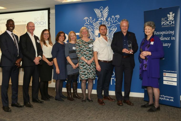 Winners of the royal college of psychiatrists awards university of oxford.jpg