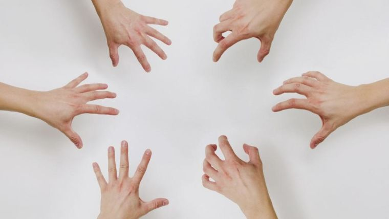 Genes associated with left handedness linked with shape of the brains language regions