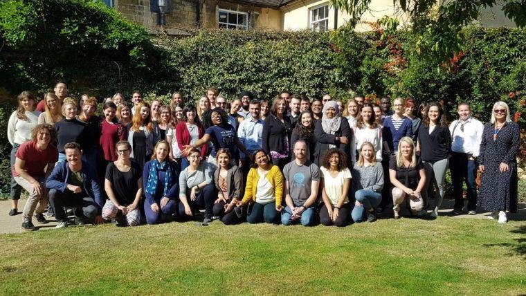 Oxford berlin open research summer school