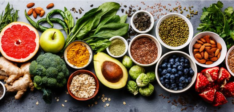 Plant-based foods are good for both health and the environment