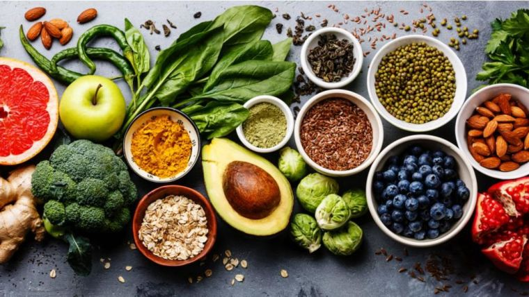 Plant based foods are good for both health and the environment