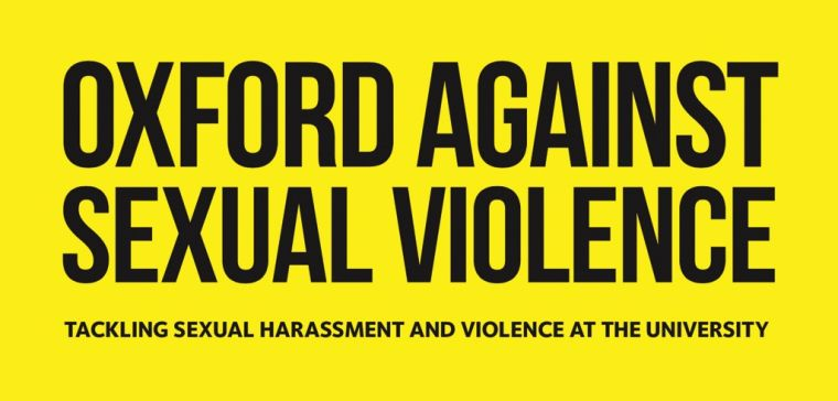 At Oxford, sexual harassment and violence is never acceptable. Find out how we are tackling this