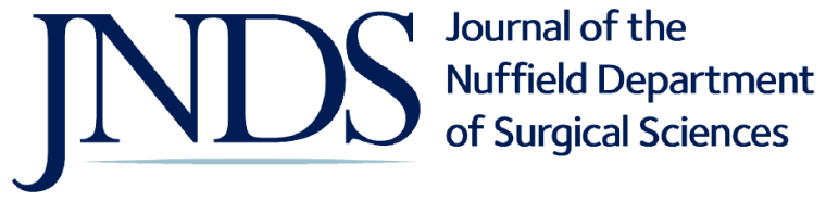 Journal of Nuffield Department of Surgical Sciences logo