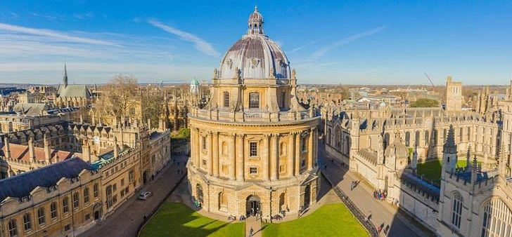7th Course in Network Meta-Analysis: 22-24 June 2020 (Image of Radcliffe Camera)