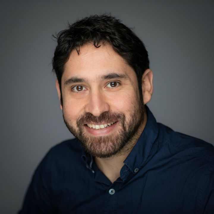 Pablo Cespedes smiling
