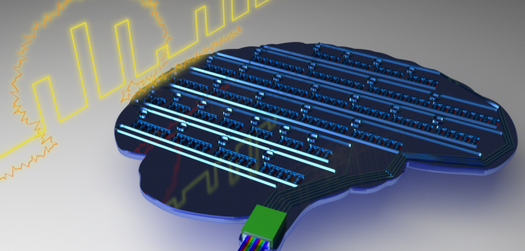 Researchers take a step towards light based brain like computing chip
