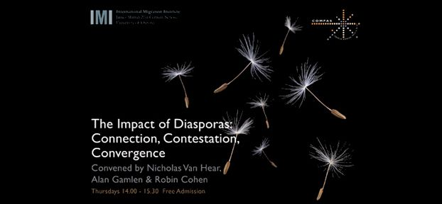 The impact of diasporas connection contestation convergence
