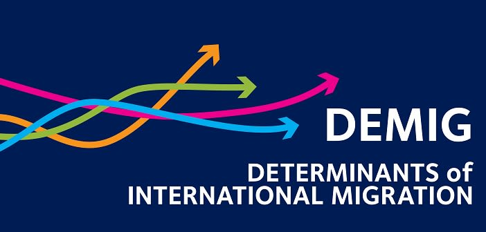 Determinants of international migration