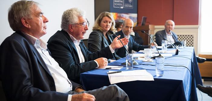 Imi researchers discuss solutions to the migrant and refugee crisis
