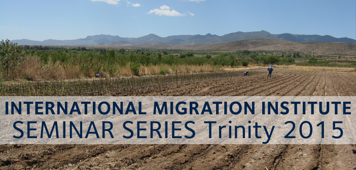 Time lines in autobiographical migration research lessons from an afghan case study