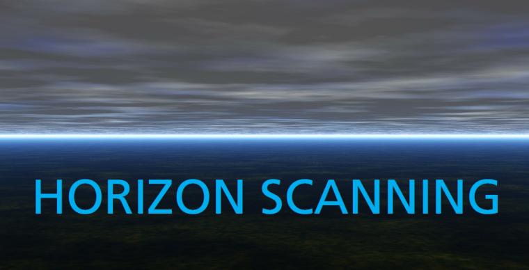 Horizon scanning programme