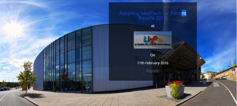 Adopting medtech for patient benefit dec newcastle