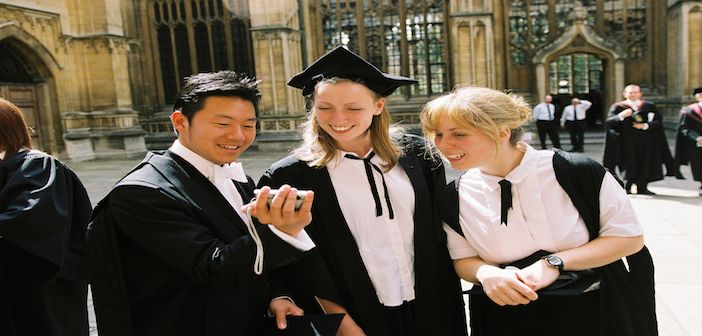 Hitting the top spot for student satisfaction