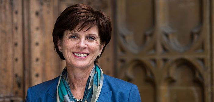New vice chancellor pledges 2018innovative creative2019 future for oxford