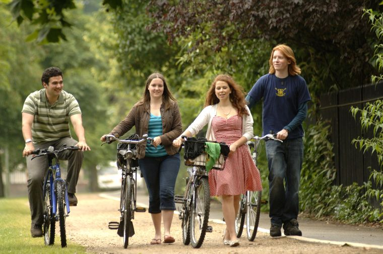 University of oxford undergraduate open days