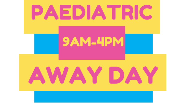 We cordially invite all Paediatrics staff and students to attend the Departmental Away Day, held on Wednesday 26th of June at St Catherine's College, Manor Rd, OX13UJ Oxford.