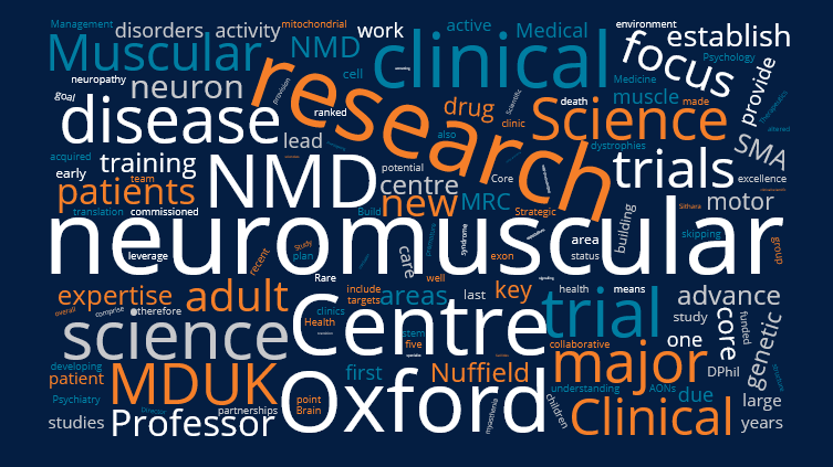 MDUK Oxford Neuromuscular Centre