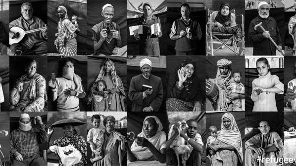 Call for papers refugee voices