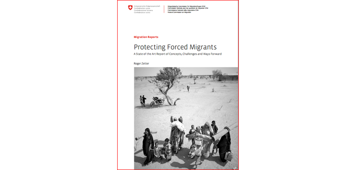 New state of the art report on protecting forced migrants by emeritus professor roger zetter