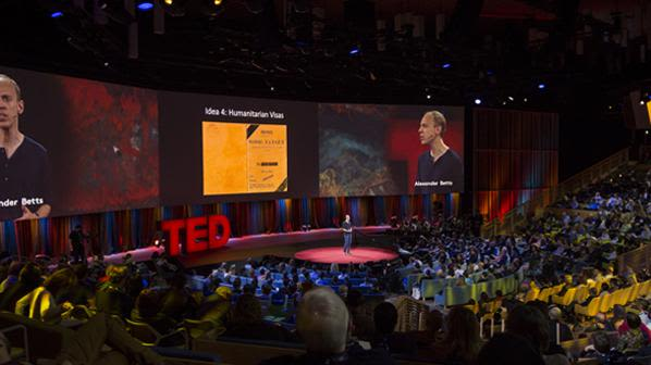 How to solve the global refugee crisis a talk by alexander betts at ted2016