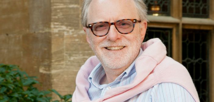 Roger Zetter, Professor Emeritus in Refugee Studies