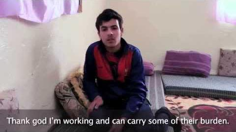 Refugees from syria mohammed refugee voices