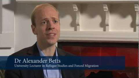 Survival migration and fragile states alexander betts