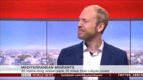 Alexander betts talks to the bbc about the eu2019s 2018disappointing2019 response to the mediterranean crisis
