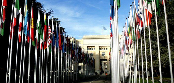 Palais des Nations, Geneva